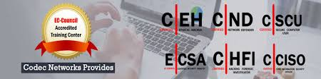ec council cyber security it security training certification