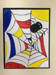 kindergarten mondrian love this alternative idea for halloween