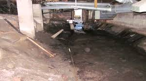 four steps to fix a moldy crawl space ask the experts ayers