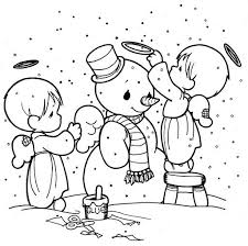precious moments nativity coloring pages coloring