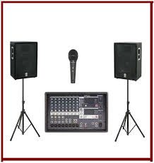 Booth Rental Audio Pa System And Photo Booth Rental For Weddings