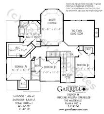 english tudor style house plans waterville house plan house plans by garrell associates inc