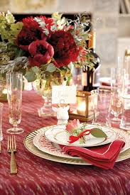 the perfect christmas table setting how to decorate for ikat