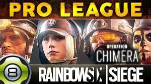 siege pour pro league pour ela jackal blackbeard caveira rainbow six
