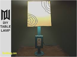 limelights stick l with charging outlet and fabric shade table ls design fresh table l with outlet in ba
