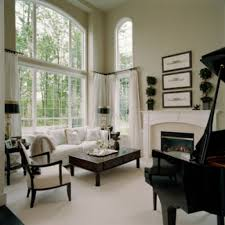 living room bay window treatments u2013 decoration