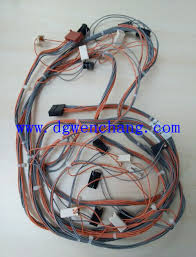 wire harness for internal wiring of home appliance electrical