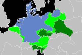 Trier Germany Map by Areas Annexed By Germany Wikipedia