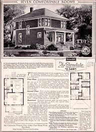 sears homes floor plans 905 best historic floor plans images on vintage houses