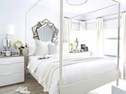 White Modern Bedroom Furniture by All White Bedroom Inspire Home Design
