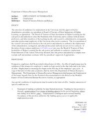doc 600750 sample recommendation letters for employment u2013 sample