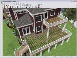 amazon com better homes and gardens landscaping and deck designer
