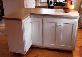 roll away kitchen island make a rollaway kitchen island ideas portable islands for kitchens