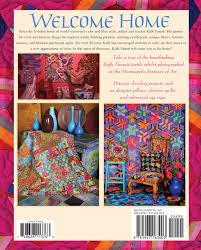 Kaffe Fassett Tapestry Cushion Kits Welcome Home Designs Home Design Ideas