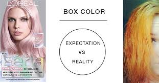 best boxed blonde hair color boxed color north fourthwall co