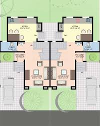 100 row houses floor plans nand nagari a unique residential