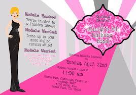 Invitation Cards Free Printable Girls Free Printable Birthday Invitations For Girls Dolanpedia