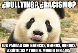 cuánto cabrón vivan los pandas