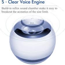 stereo sound portable magnetic levitation speaker wireless