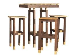 Stylish Folding Chairs Folding Bar Height Table U2013 Flash Furniture Bar Height Folding