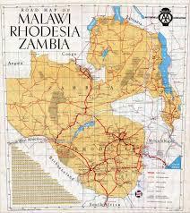 Zimbabwe Map Zimbabwe