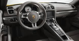 porsche cayman 2015 interior porsche cayman s 981 laptimes specs performance data