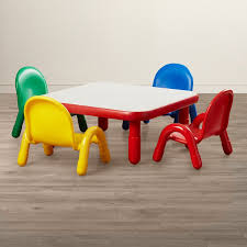 Toddler Table And Chair Sets Angeles Baseline Toddler Table And Chair Set U0026 Reviews Wayfair