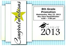 8th grade graduation invitations 8th grade graduation invitations kindergarten graduation