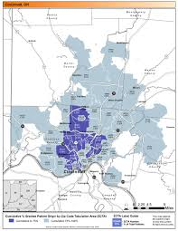 Cincinnati Ohio Zip Code Map by Fy 2018 Sac Service Area Announcement Table