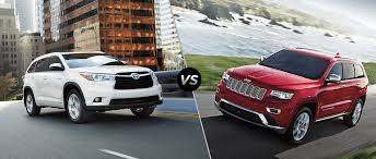 jeep grand cherokee 2016 2016 toyota highlander vs 2016 jeep grand cherokee png s u003d1440714