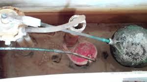 Eljer Flapper 2263 Early 1990 U0027s Eljer Emblem Toilet Tank Youtube