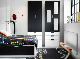Ikea Boys Bedroom Modern Children U0027s Bedroom Storage With Ikea Stuva Organization