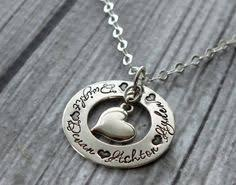 Mom Necklace With Kids Names Mom Necklace Kids Names Mom Necklace Name Necklace Mom