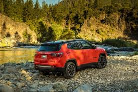 what is a jeep compass 2017 jeep compass launched in la small suv for growing jeep