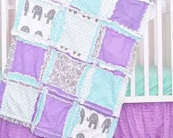 Nursery Bedding For Girls Modern by Baby Bedding Crib Set For Girls Teal Gold Pink
