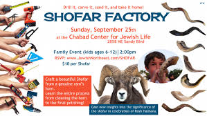 shofar factory shofar factory chabad of northeast portland