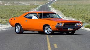 Dodge Challenger Orange - 1972 dodge challenger picture of 1972 dodge challenger exterior