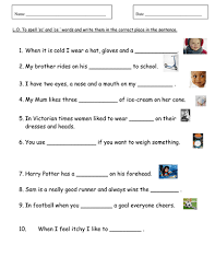 phonic worksheets by clara5 teaching resources tes