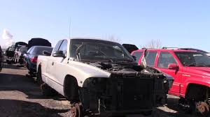Dodge Dakota Truck Bed - 1997 dodge dakota v8 4x4 5 speed in the junk yard youtube