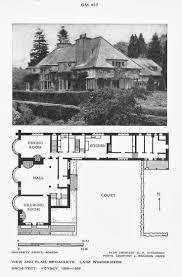 254 best vintage floorplans images on pinterest vintage houses