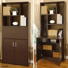 Small Espresso Desk This Would Be A Great Idea For Living Room Cabinets Jens