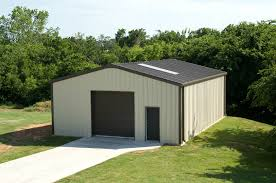 Small Metal Barns Steel Building Gallery Category Custom Building 02 Image