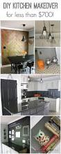 Diy Kitchen Makeovers - our budget kitchen makeover reveal part 2 designer trapped in