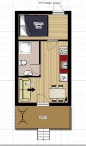 1 bedroom cottage floor plans 1 bedroom cottage cpoa