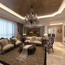Livingroom Lamp Elegant Living Rooms Small Space Pretty Chandelier Black Floor