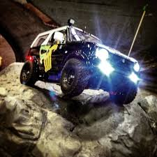 suzuki monster truck tamiya suzuki jimny is doing good on the trial course remote