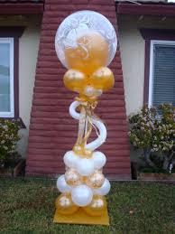 party fiesta balloon decor bridal shower u0026 wedding balloons