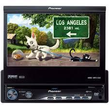 pioneer avh p5000dvd motorised dvd player avh p5000dvd from pioneer