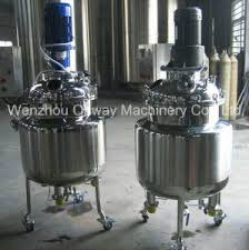china pl stainless steel factory price chemical mixing equipment