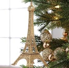 eiffel tower ornament raz 3619022